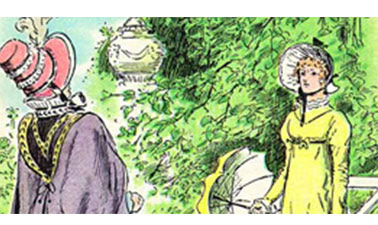 """Pride and Prejudice"" by Austen: BerkeleyX Book Club course image"