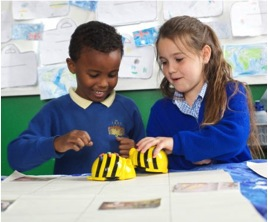 ICT in Primary Education: Transforming children's learning across the curriculum course image