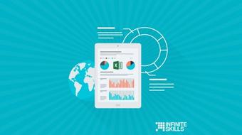 Microsoft Excel - Creating Dynamic Dashboards course image