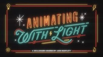 Animating With Light course image