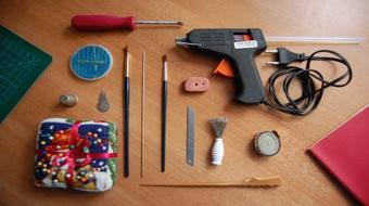 Doll Making 101: Gathering Tools For Beginner course image