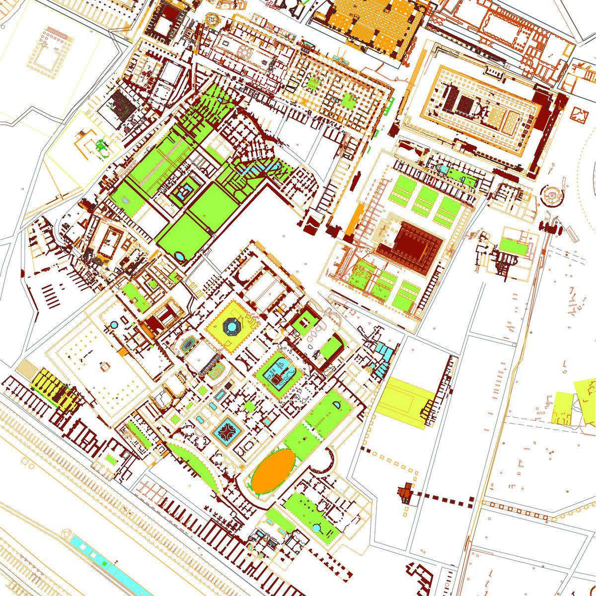 Paesaggi di Roma Antica. Archeologia e storia del Palatino. course image
