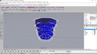 How to build espresso cup model in Rhino 5 and 3D print at www.shapeways.com course image