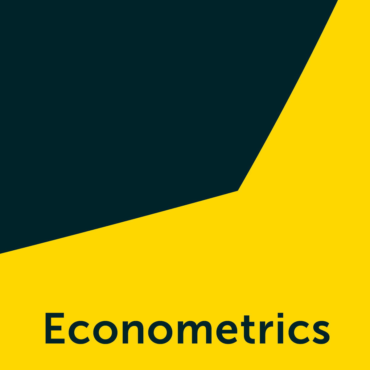 Econometrics: Methods and Applications course image