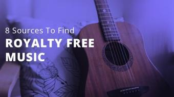 8 Sources To Find Unlimited Royalty Free Music For Your Videos course image