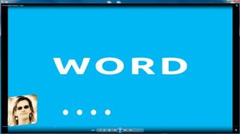 Word App Opening Animation in Adobe After Effects course image