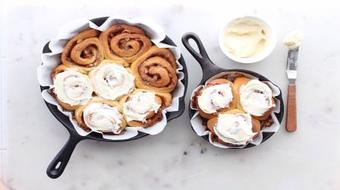 Baking Cinnamon Buns at Home Like a Champ! course image