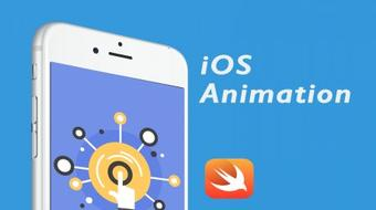 iOS Animation With Swift III - Layer Animation & Twitter Splash Screen course image