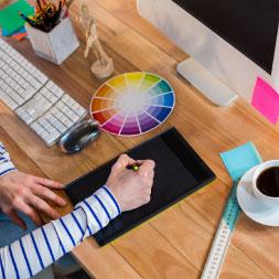 Graphic Design - Visual and Graphic Design course image