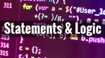 C Programming - Statements and Logic course image