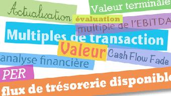 Evaluation financière de l'entreprise course image