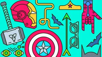 Superhero Entertainments course image