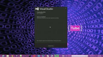Quick Introduction to Visual Studio IDE course image