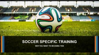 Soccer Conditioning: Test and Improve Player Fitness Levels course image