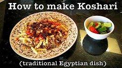 """How to cook delectable Egyptian """"Koshari"""" course image"""
