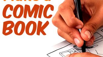 How to Make a Comic Book (Project-Centered Course) course image