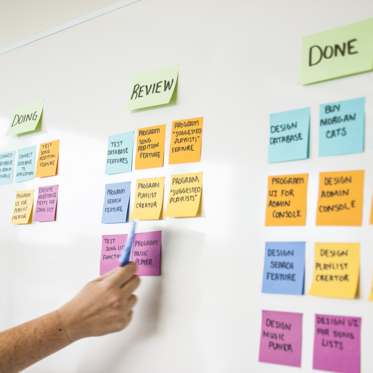 Software Processes and Agile Practices course image
