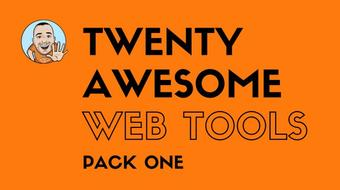 20 awesome productivity and media tools [pt1] course image