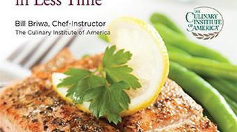 The Everyday Gourmet: Making Great Meals in Less Time - DVD, digital video course course image