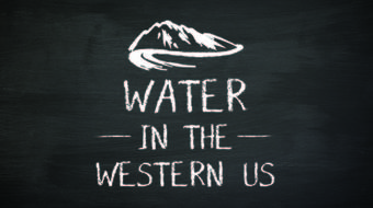 Water in the Western United States course image