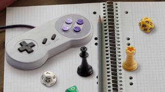A complexidade sensível: Um paralelo entre videogames e arte course image