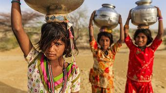 Water for the People: Gender, Human Rights, and Diplomacy course image