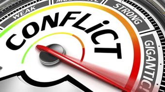 Types of Conflict course image