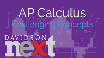 AP® Calculus: Challenging Concepts from Calculus AB & Calculus BC course image