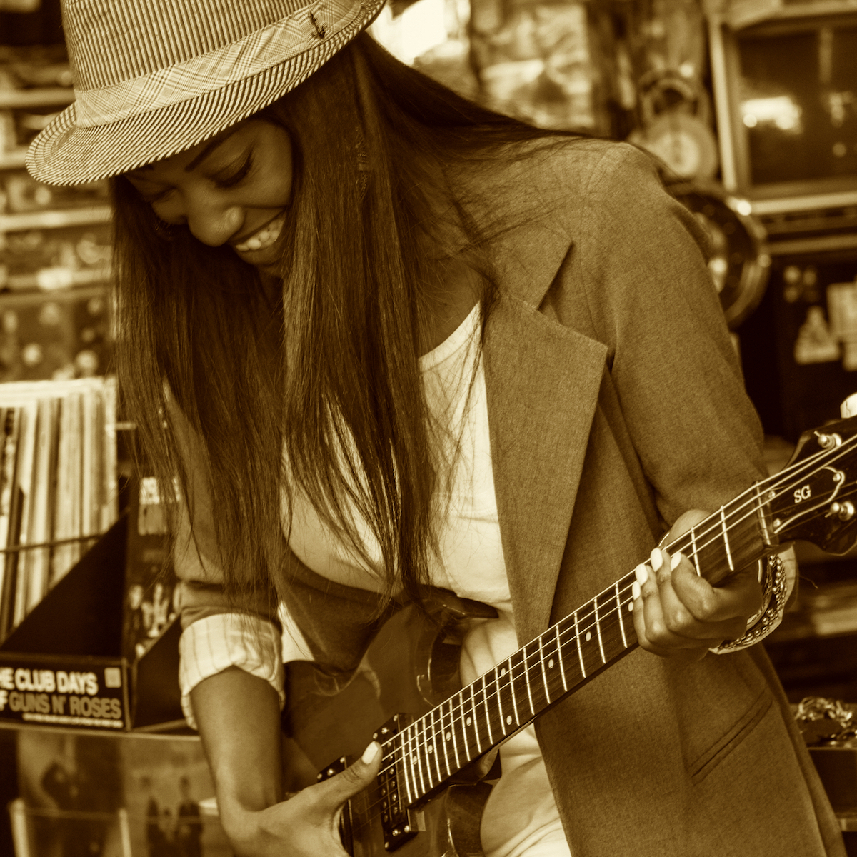 Introducción a la guitarra course image