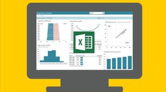 Excel Dashboards in an Hour course image