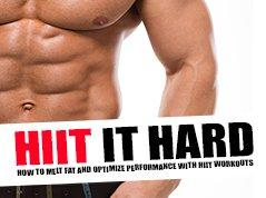 High Intensity Interval Training (HIIT): Fast Results Training Regime course image