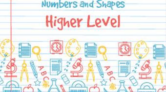 Junior Certificate Strand 3 - Higher Level - Numbers and Shapes course image