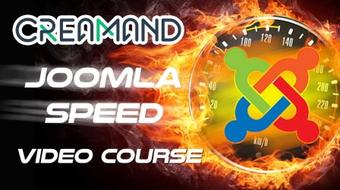 Joomla Speed - Boost up speed of your website course image