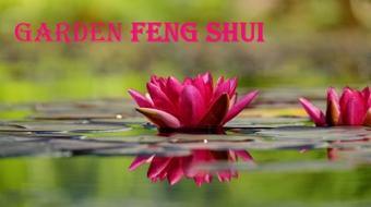 Garden Feng Shui course image