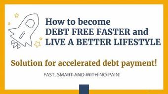 How to Pay Off Your Debts Faster - Accelerate your debt payments! course image