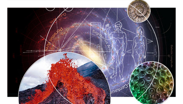 Origins - Formation of the Universe, Solar System, Earth and Life course image