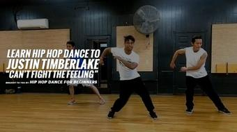 """Learn Hip Hop Dance To Justin Timberlakes """"Can't Stop The Feeling"""""""