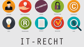IT-Recht für Software-Entwickler - 9 Themen, die Sie kennen sollten course image