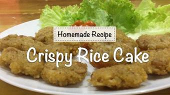 How to bake Crispy & Crunchy Rice Cake in less than 10 minutes! course image