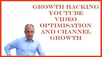 Youtube Growth Hacking Video Optimisation Grow Your Channel! course image