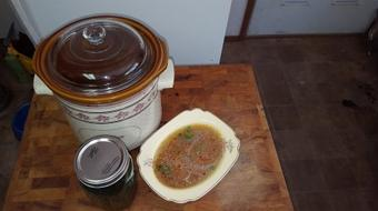 Bone Broth in a Crockpot:  Easy, Healthy, and Delicious course image