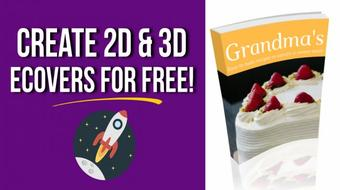 Create 2D & 3D ECOVERS For FREE Without Using Any Software course image