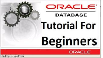 Oracle Database Tutorial for Beginners course image