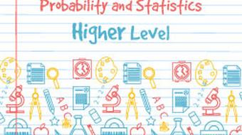 Leaving Certificate - Probability and Statistics Higher Level course image