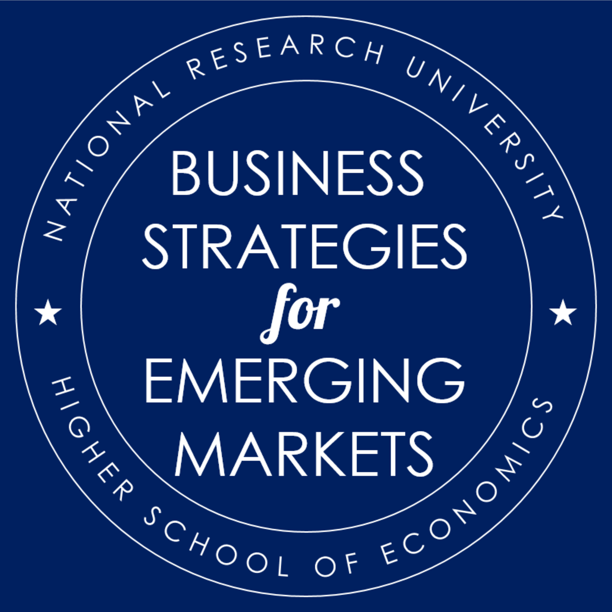 Business Strategies for Emerging Markets course image