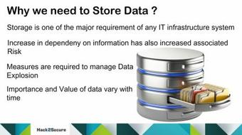 Data Protection with RAID course image