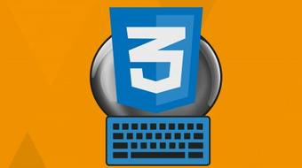 CSS styling of HTML code course image