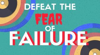 Defeat the Fear of Failure made Simple•Fear Triggers•Reptilian Brain•Neo-Cortex•Famous Case Studies course image