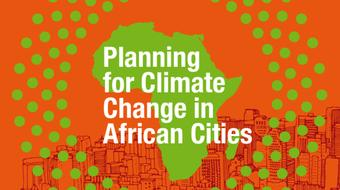 Planning for Climate Change in African Cities course image