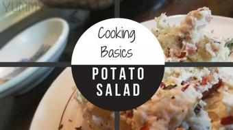 Cooking Basics - Create Your Own EPIC Potato Salad - Base Recipe With Unlimited Variations! course image